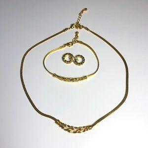 3 piece Jewelry set ! 🧡 ❗️BOGO❗️